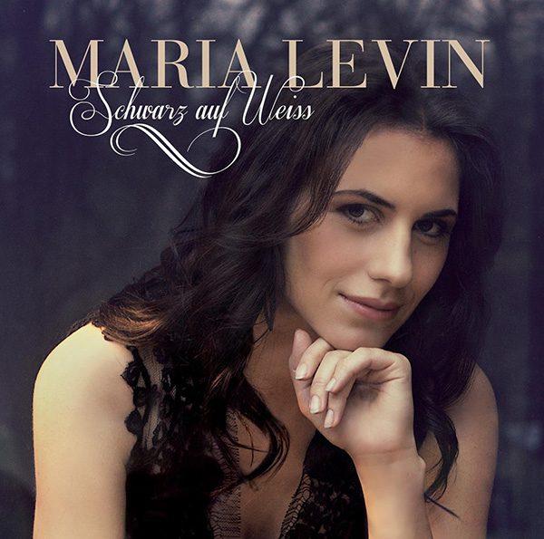 Maria Levin – Schwarz auf Weiß