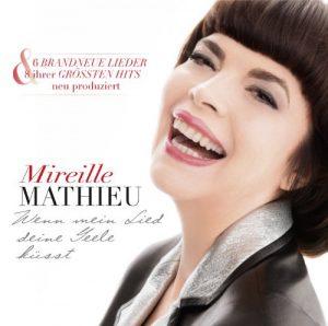 Mireille Matthieu – Wenn mein Lied deine Seele küsst